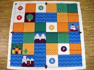 キッズシティおすすめ プログラミングおもちゃ キュベット ワールドマップ