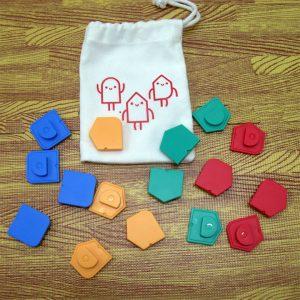 キッズシティおすすめ プログラミングおもちゃ キュベット ブロック