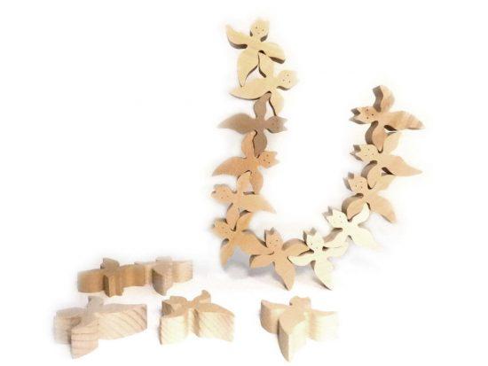 キッズシティおすすめ!!:「創造力を養う組み木 クリオネ」